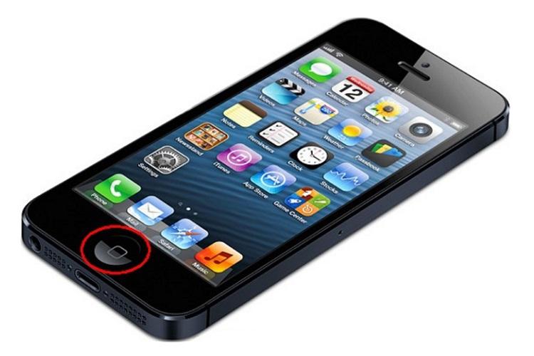 Замена кнопки Home iPhone Харьков