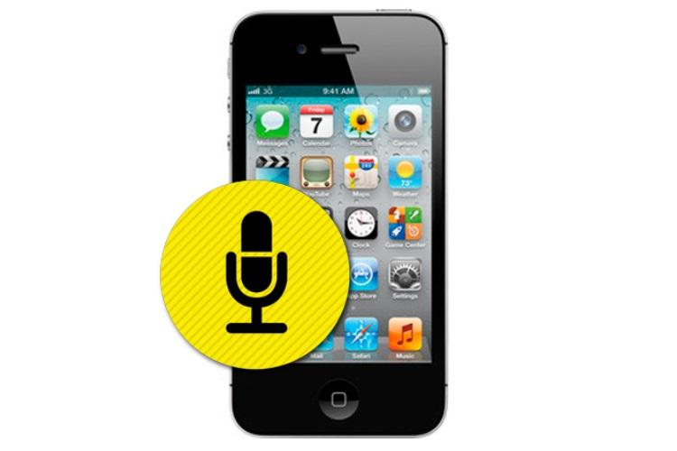 Замена микрофона iPhone Харьков