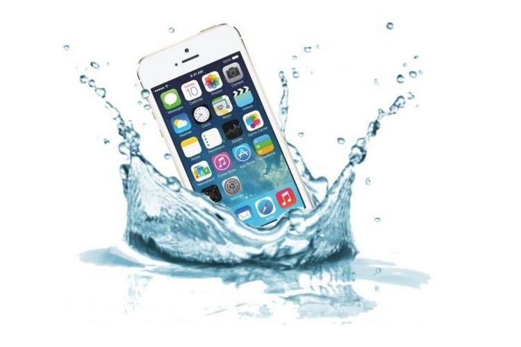 Ремонт iPhone после попадания влаги Харьков