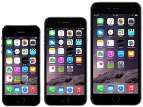 Самые распространенные поломки iPhone 5, 6, 7