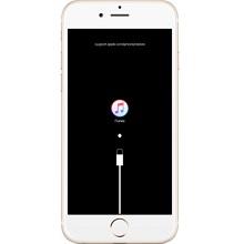 iPhone требует iTunes